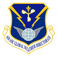 618 AOC Global Weather Directorate Patch