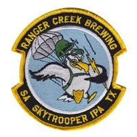 Ranger Creek Brewing and Distilling Skytrooper Patch