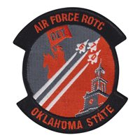 AFROTC Det 670, Oklahoma State University Patch