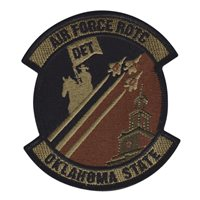 AFROTC Det 670, Oklahoma State University OCP Patch