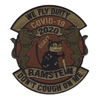 10 EAEF COVID-19 Don't Cough on Me Patch