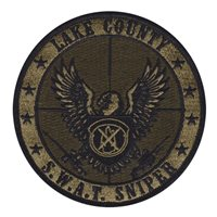 Lake County Sheriff's Office SWAT Sniper Team Patch
