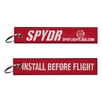 SPYDR Key Flag