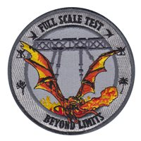 Full Scale Test Patch
