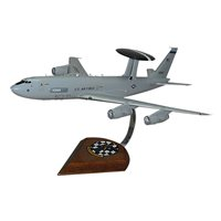 963 AACS E-3 Sentry Custom Airplane Model