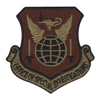 AFOSI Shield OCP 3 inch Patch