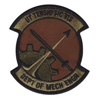 USAFA Department of Mechanical Engineering OCP Patch