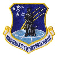 Minuteman III Systems Directorate Patch