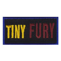 92 ARS Tiny Fury Pencil Patch