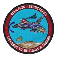 416 FLTS Structures Training Patch