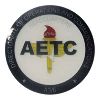 AETC A36 Director Challenge Coin