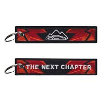 Nik Jazbec The Next Chapter Key Flag