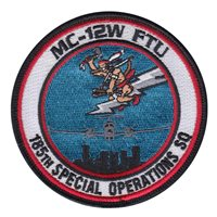 185 SOS MC-12W FTU Patch