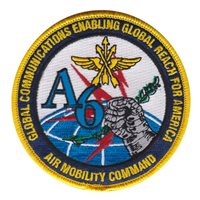 HQ AMC-A6 Global Communication Patch
