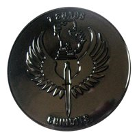 1 SOAOS Challenge Coin