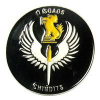 1 SOAOS Commander Challenge Coin