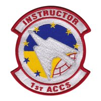 1 ACCS Instructor Patch