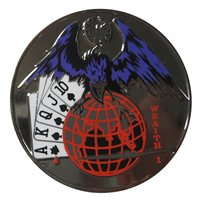 30 RS Custom Air Force Challenge Coin