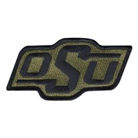 AFROTC Det 670 Oklahoma State University OCP Pencil Patch