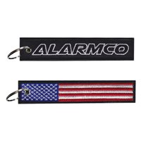 Signature Print LLC Alarmco Key Flag