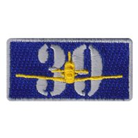 39 FTS T-6 Pencil Patch