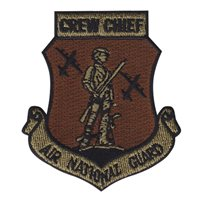 ANG C-130 Crew Chief OCP Patch