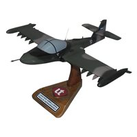 A-37 Custom Airplane Model