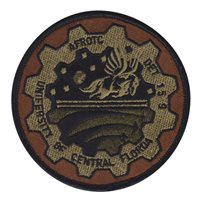 AFROTC DET 159 UCF OCP Patch