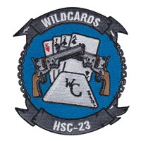 HSC-23 Wildcards with Chain Patch