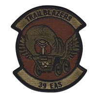 39 EAS Trail Blazers OCP Patch
