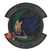 16 SOS Subdued Patch