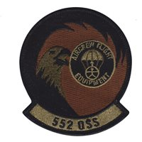 552 OSS AFE Morale Patch