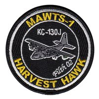 MAWTS-1 KC-130J Harvest Hawk Patch