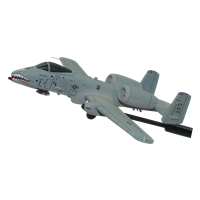 23 FG A-10 Thunderbolt II Custom Briefing Sticks