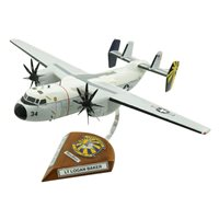 Design Your Own C-2A Greyhound Custom Airplane Model