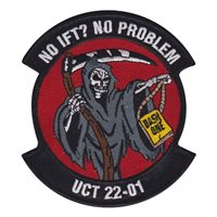 UCT Class 22-01 Patch