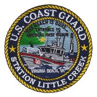 USCG Station Little Creek Patch
