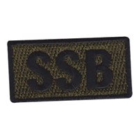 33 SOS SSB Pencil Patch