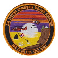 CGAS MH-64D Sundown Borinquen Patch