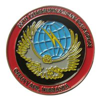55 CS Commander Challenge Coin