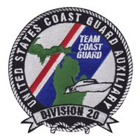CGAUX 091-20 Patch