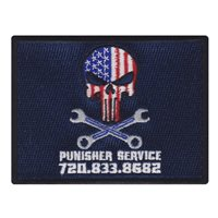 Punisher Service LLC Patch