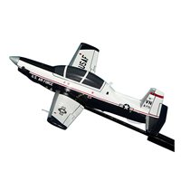 8 FTS T-6A Texan II Airplane Model Briefing Stick