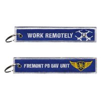 Fremont Police Department UAV Unit Key Flag