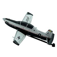 451 FTS T-6A Texan II Airplane Model Briefing Stick
