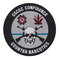 USCGC Confidence Patch