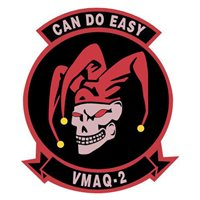 VMAQ-2 EA-6B Prowler Custom Airplane Model Briefing Stick
