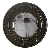AVG Taiwan Flying Tigers Custom Air Force Challenge Coin