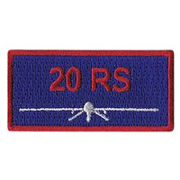 20 RS Pencil Patch