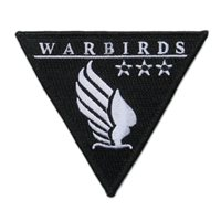 3 FTS WARBIRDS Patch